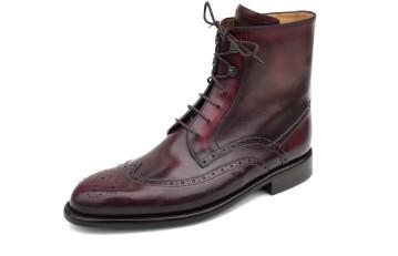 Zacharias-kotníkové boty
