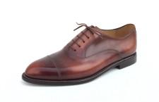 ručně šité boty plain oxford zacharias