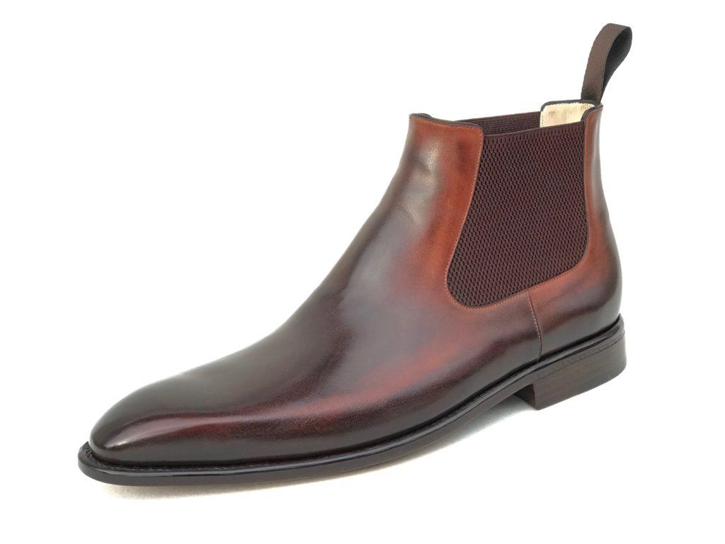 Chelsea – boty s pružinkou neboli pérka 929b7b41e5
