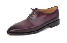 boty whole cut oxford ZACHARIAS