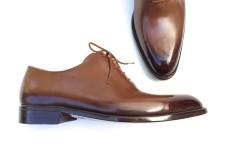 ručně šité boty wholecut oxford Zacharias