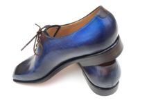 wholecut oxford ZACHARIAS