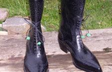 vysoké boty