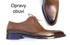 opravy obuvi